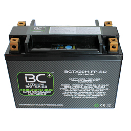 Batteria litio moto BCTX20H-FP-SQ